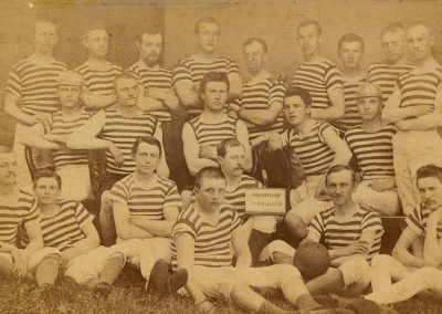 De Enschedesche Football Club in 1885